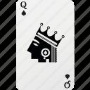 queen, spad