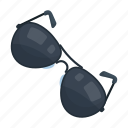 frame, glass, glasses, police, protection, sun glasses icon