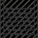 border, fence, wire, barb, prison