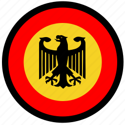 bundestag, eagle, force, germany, politics icon