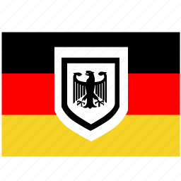 bundestag, eagle, germany, organization, shield icon