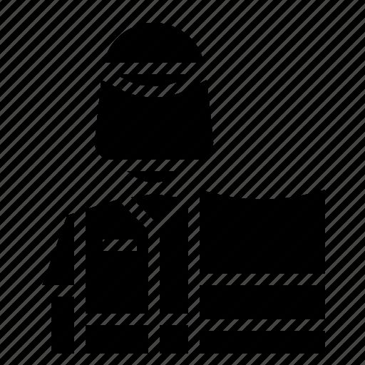 avatar, guard, police, politie, protect, protest icon