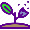 destroy, ecology, green, plant icon