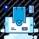 smart, shopping, e commerce, online, shop, sale icon