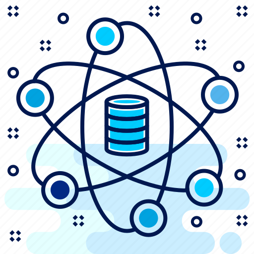 connect, connection, data, database, network, share, sharing icon