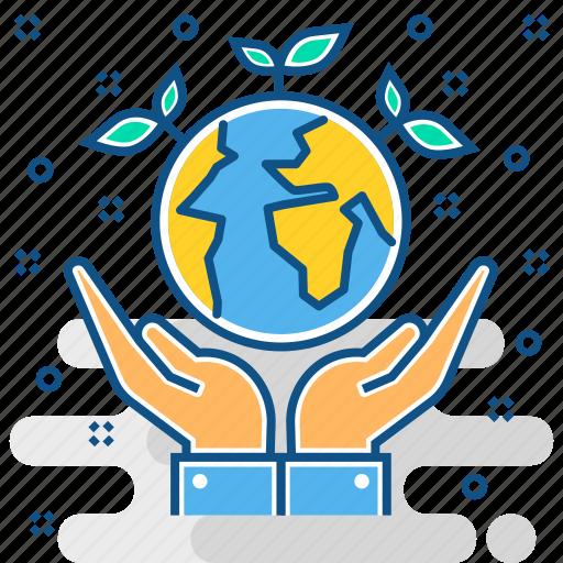 earth, globe, planet, save, world icon