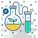 biology, eco, lab, laboratory, research, science, tube icon