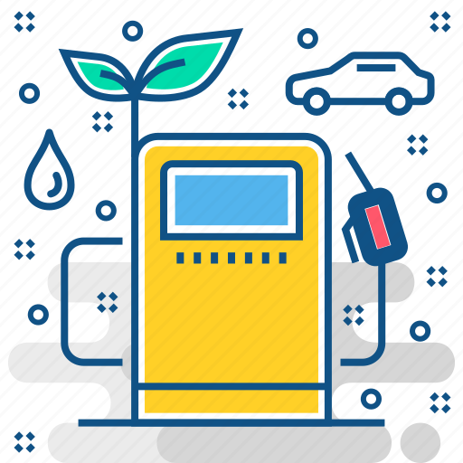 Eco, fuel, bio, environment, oil, petrol, save icon - Download on Iconfinder