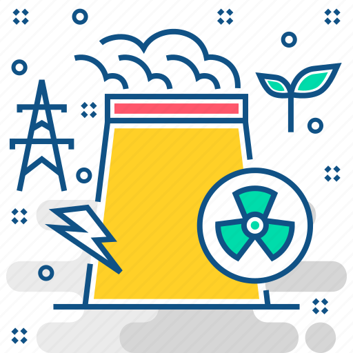 Energy, nuclear, eco, ecology, environment, green icon - Download on Iconfinder