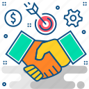 shakehand, handshake, contract, collabration, partnership, agreement, deal