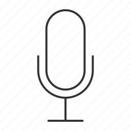 microphone, podcast, record, speak, stand up, standup, talk icon