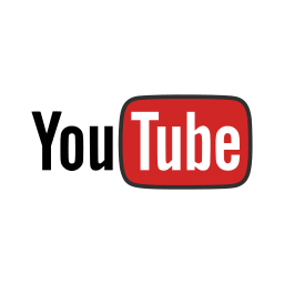 logo, social media, videos, youtube icon