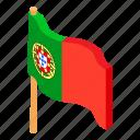 border, cartography, flag, logo, object, portugal, shadow