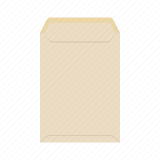 a4, a4 format, big envelope, envelope, opened, post, send icon