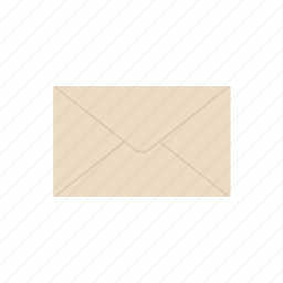 closed, e-mail, envelope, letter, post, send icon