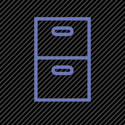 archive, bollard, file, mailbox, storage icon