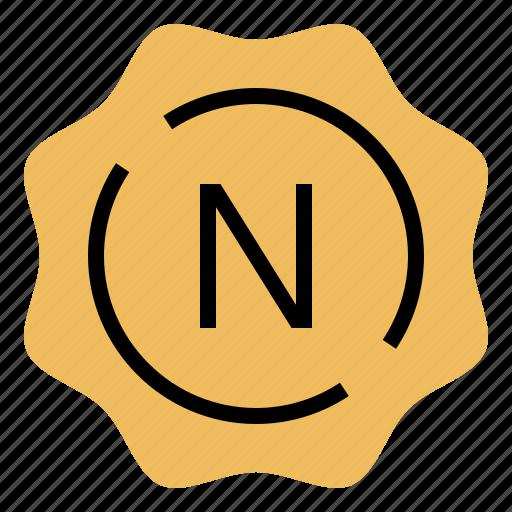 Emblem, letter, seal, stamp, sticker icon - Download on Iconfinder