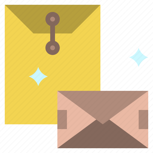 communications, email, envelope, mail, message, multimedia, senvelopes icon