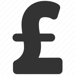 british currency, business, english money, finance, pound sterling, price, uk bank icon