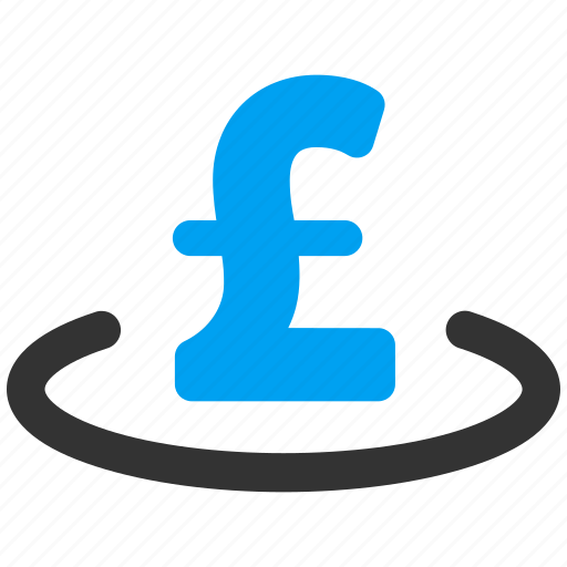 bank, finance, financial, location, money, pound sterling, storage icon