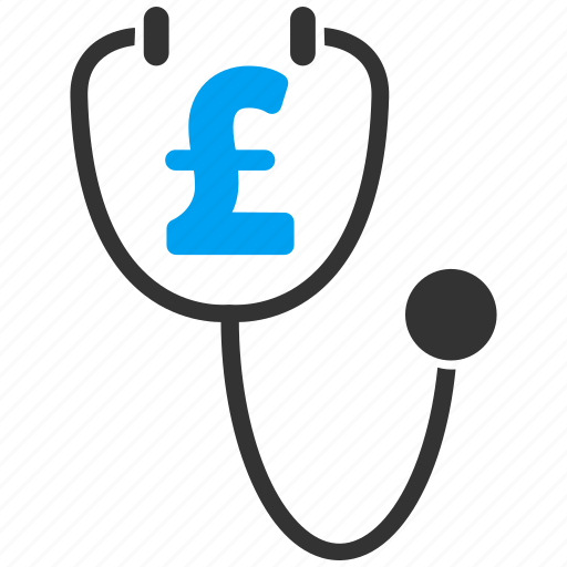 ambulance, finance, financial, health, medical business, medicine, pound sterling icon