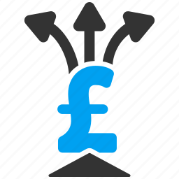 banking, collector, finance, financial aggregator, get money, payment, pound sterling icon
