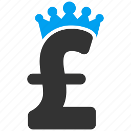 business, crown, financial lord, imperial, king, pound sterling, royal icon