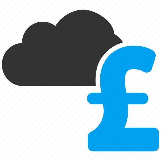 cloud banking, cloudscape, forecast, network, pound sterling, server, weather icon