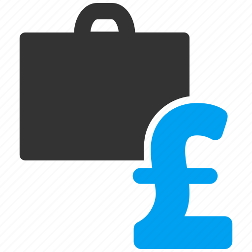 accounting, book keeping, bookkeeping, business case, handle, pound sterling, rebate icon