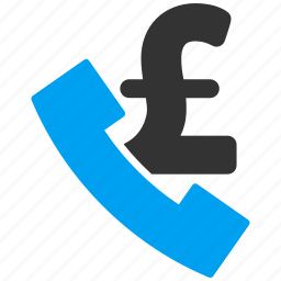 call, pay, payphone, phone booth, pound sterling, telecom business, telephone icon