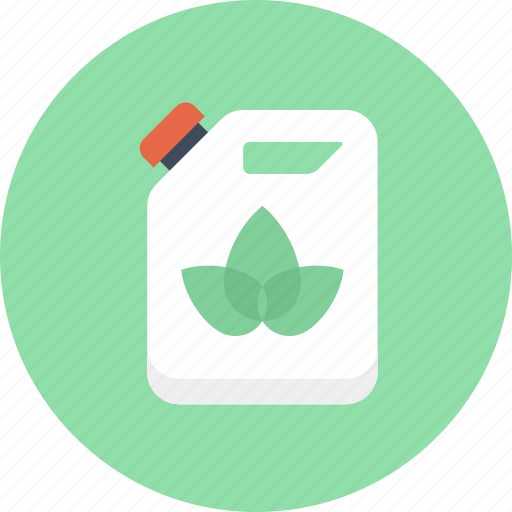bio, biofuel, canister, eco, ecology, fuel, natural icon