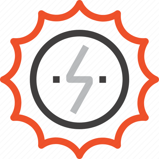 Ecology, electricity, energy, nature, power, solar, sun icon - Download on Iconfinder