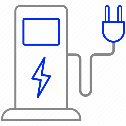 car, charger, eco, economic, energy, power icon