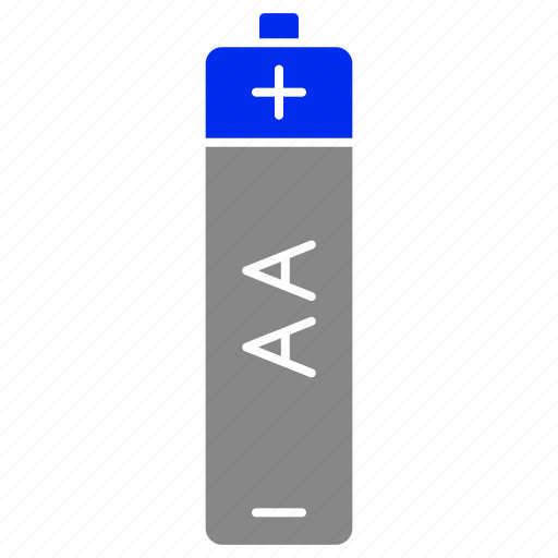 aa, battery, eco, economic, energy, power icon