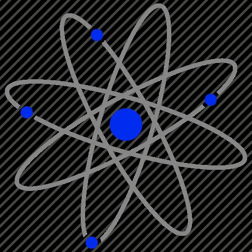 atomic, eco, economic, energy, power icon