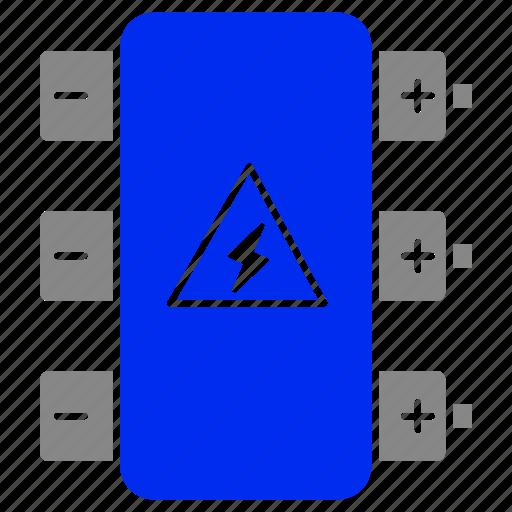 cell, eco, economic, energy, power icon