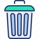 bin, garbage, recycle, recycling, reduction, trash, waste