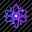 atom, energy, electricity, light, power