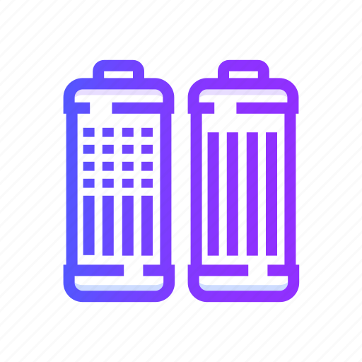 battery, charge, charging, electricity, full icon