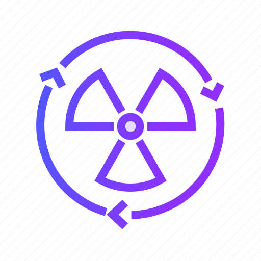 charge, electric, energy, nuclear, power icon