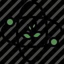 alert, electronics, energy, industry, nuclear, power, radiation, radioactive, signaling icon