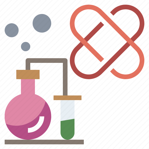 chemical, chemistry, education, electronics, flask, flasks, science, test, tube icon