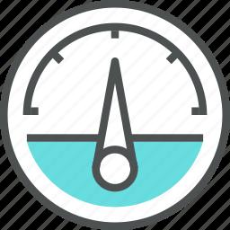 control, counter, gauge, indicator, level, meter, panel, pressure icon