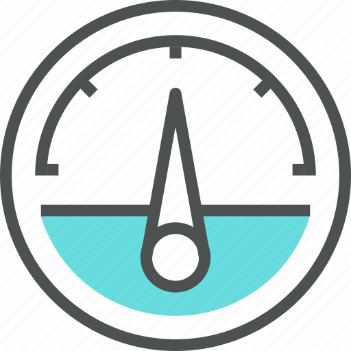 Control, counter, gauge, indicator, level, meter, panel icon - Download on Iconfinder