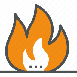 burn, burning, energy, fire, flame, hot, source icon