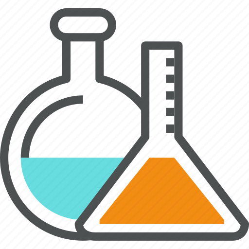 Chemical, chemistry, flask, glass, glassware, lab, laboratory icon - Download on Iconfinder