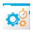 seo, performance, website optimization, diagram, marketing, report, chart, analytics