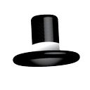 black hat, hat, internet, marketing, optimization, seo, web icon