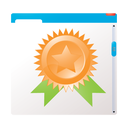 achievement, award, best, favorite, page, prize, quality, star, win, winner icon