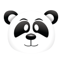 black hat, google, google panda, panda icon